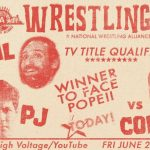 Sal Rinauro vs PJ Hawx vs Colby Corino – TV Title #1 Contender's Match | NWA High Voltage