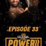 NWA POWERRR 33 Primer | NWA NEWS
