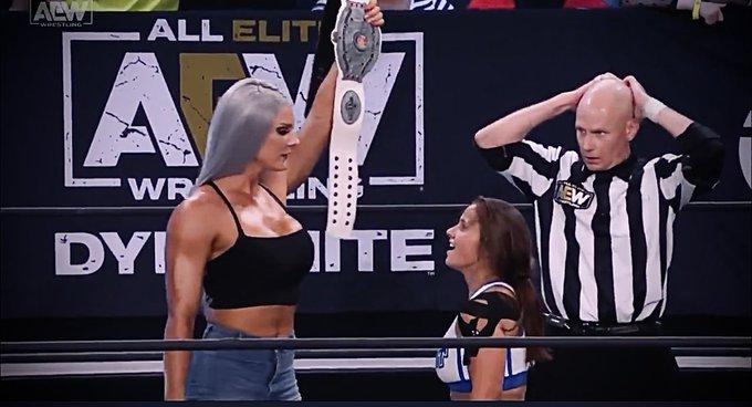 "NWA Woman's World Champion Kamille will face ""Legit"" Layla Hirsch"
